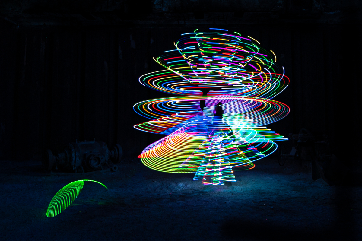 Light painting-11